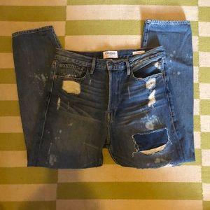 NWOT FRAME denim Le Original Jeans Farris wash 30